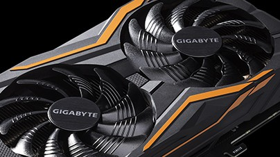 GeForce GTX 1050 Gigabytes