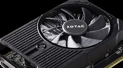 GeForce GTX 1050 Zotac